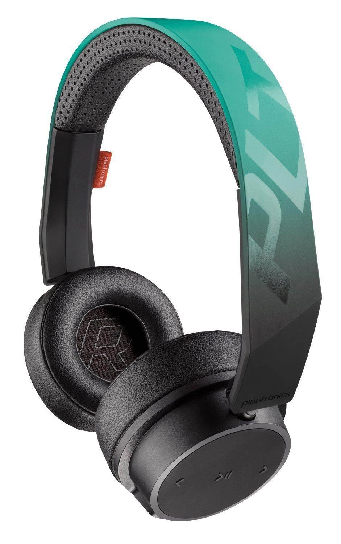 e4b2196c88b Plantronics BackBeat FIT 505 Wireless On-Ear Headphones - Teal