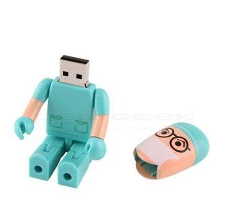 MECO Cartoon Doctor USB Flash Disk Pen Drive Storage Memory Stick 4GB Malaysia
