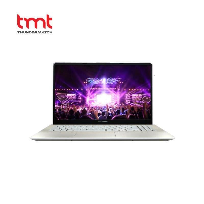 Asus Vivobook S530U-NBQ329T  i5-8250U  4GB  1TB+128GB SSD  NVD MX150 2GB  15.6  W10 - Gold Malaysia