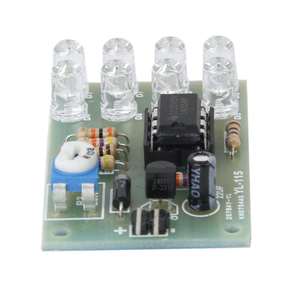 Sell Lm358 Cheapest Best Quality My Store 100 Gain Signal Amplification Module Operational Amplifier Dc5 Myr 12