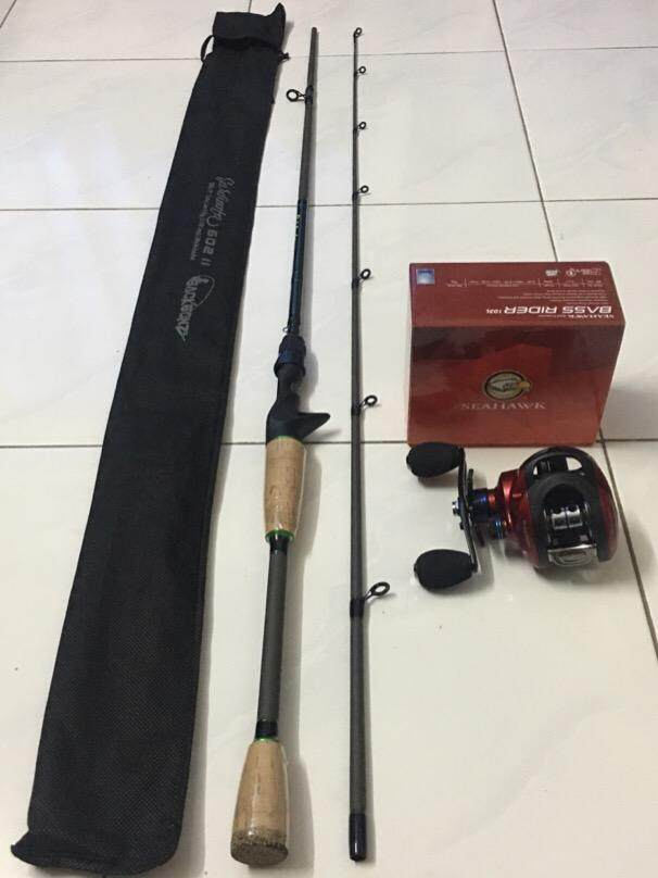 Fishing Rod & Reel Sets