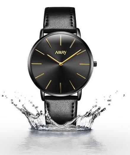 [Local Seller] NARY Couple Waterproof Fashion Luxury Watch Malaysia