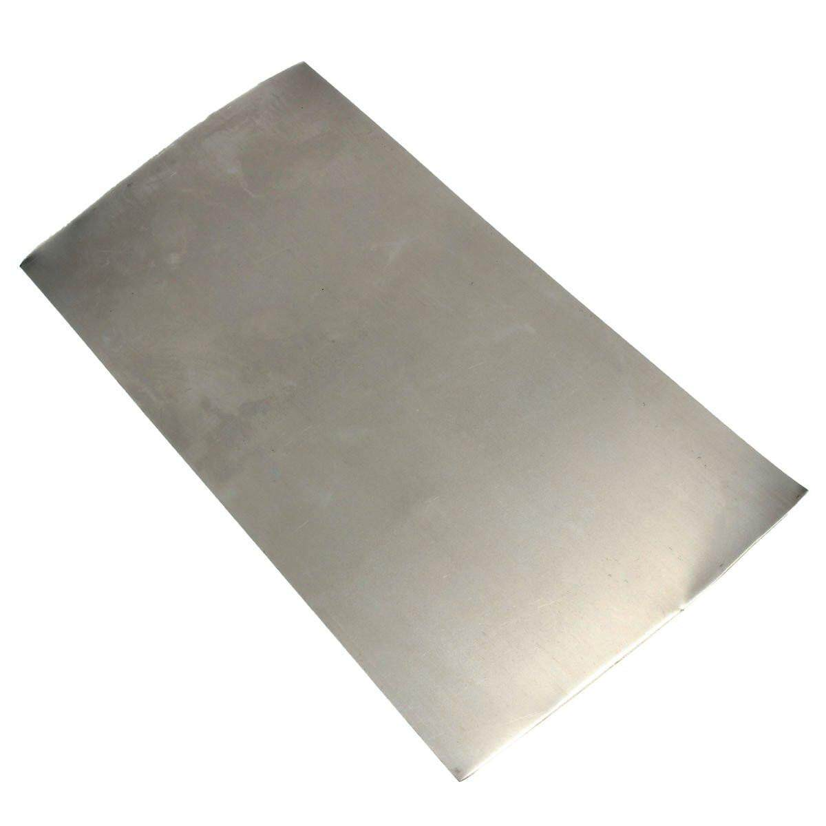 Metal High Purity Nickel Thin Sheet Plate Ni Foil 0.3mm x 100mm x 200mm Tool US