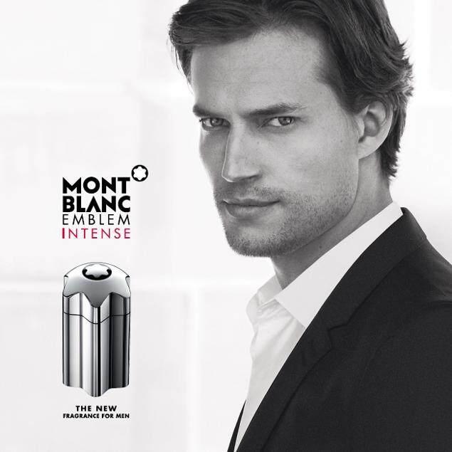 Mont Blanc Emblem Intense Eau De Toilette Spray 100ml 100 % T E S T E R