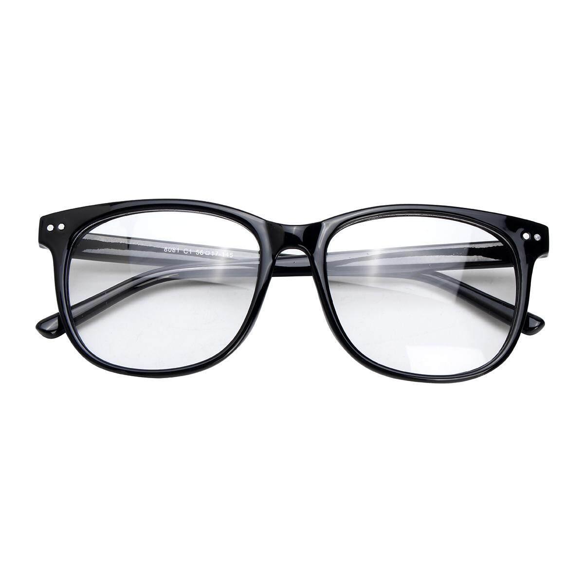 Men Women Spectacles Round Eyeglass Chic Full Rim Frames Optical Eyewear Glasses By Moonbeam.