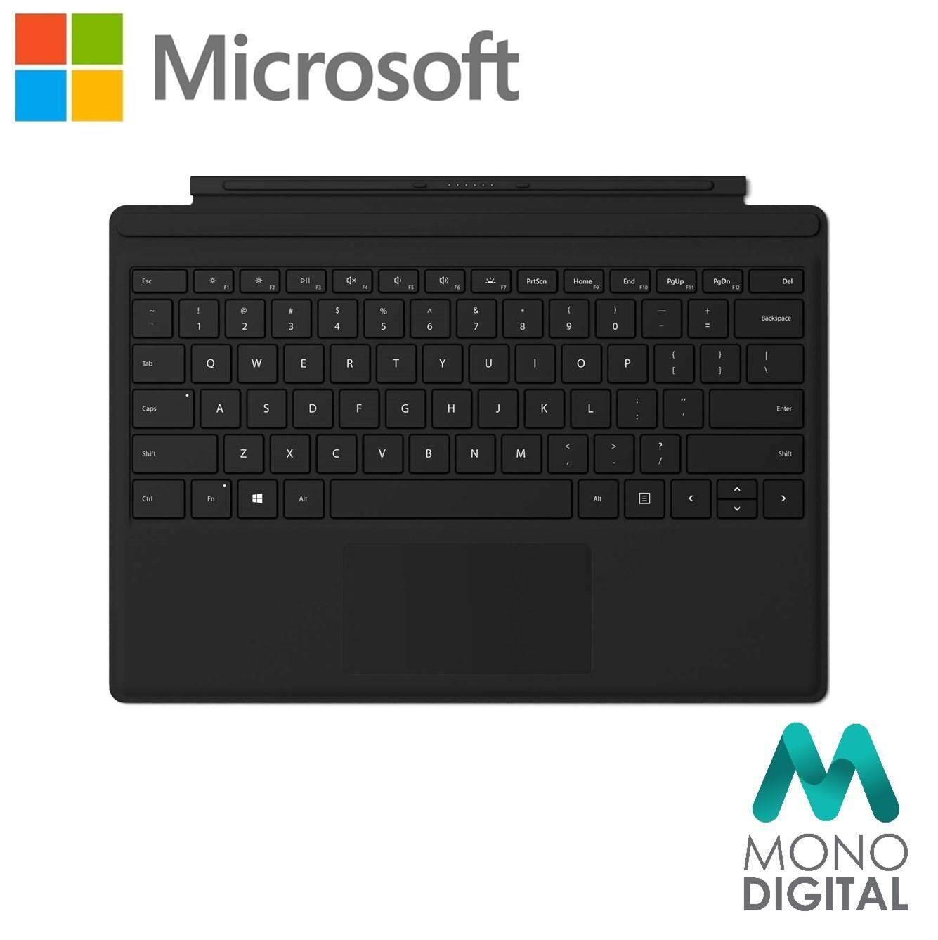 Microsoft Surface Pro Type Cover (Black) Malaysia