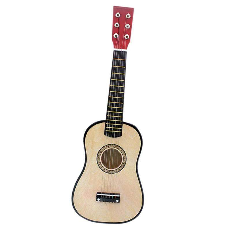 Miracle Shining Mini 23 inch Wooden 6 Strings Acoustic Guitar Musical Instrument Gift Wood Malaysia