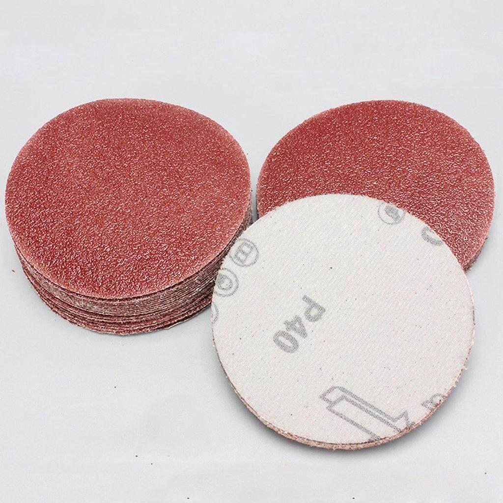 Dolity 10pcs 6 150mm Sander Sanding Discs Pads 60 Grit Sandpaper Polishing