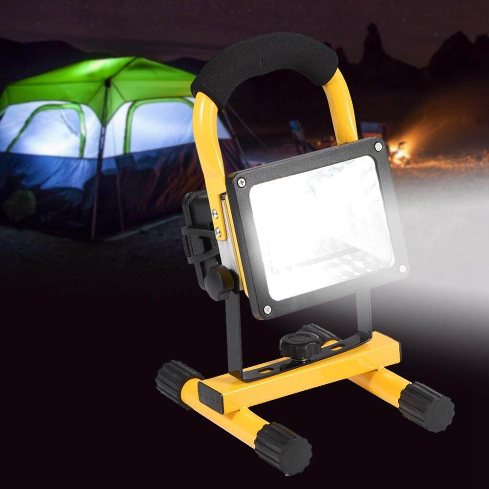 24LED Rechargeable Work Light Emergency Camping Fishing Outdoor Garden EU