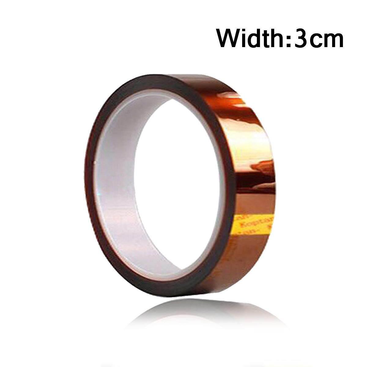 High Temperature Resistant Tape Polyimide Mobile Film Adhesive Tape for BGA SMT 1cm 3cm 5cm Width - 1cm/ 3cm/ 5cm
