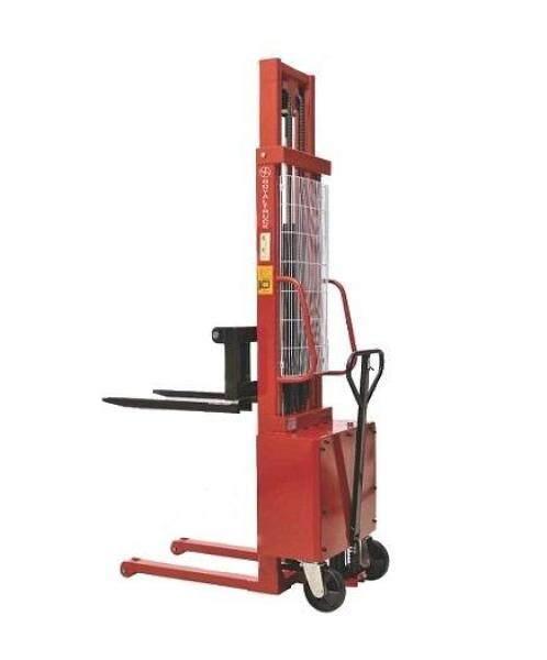 Tayo Semi Auto Stacker Lift c/w Manual Pump 1000kg, 1.6m
