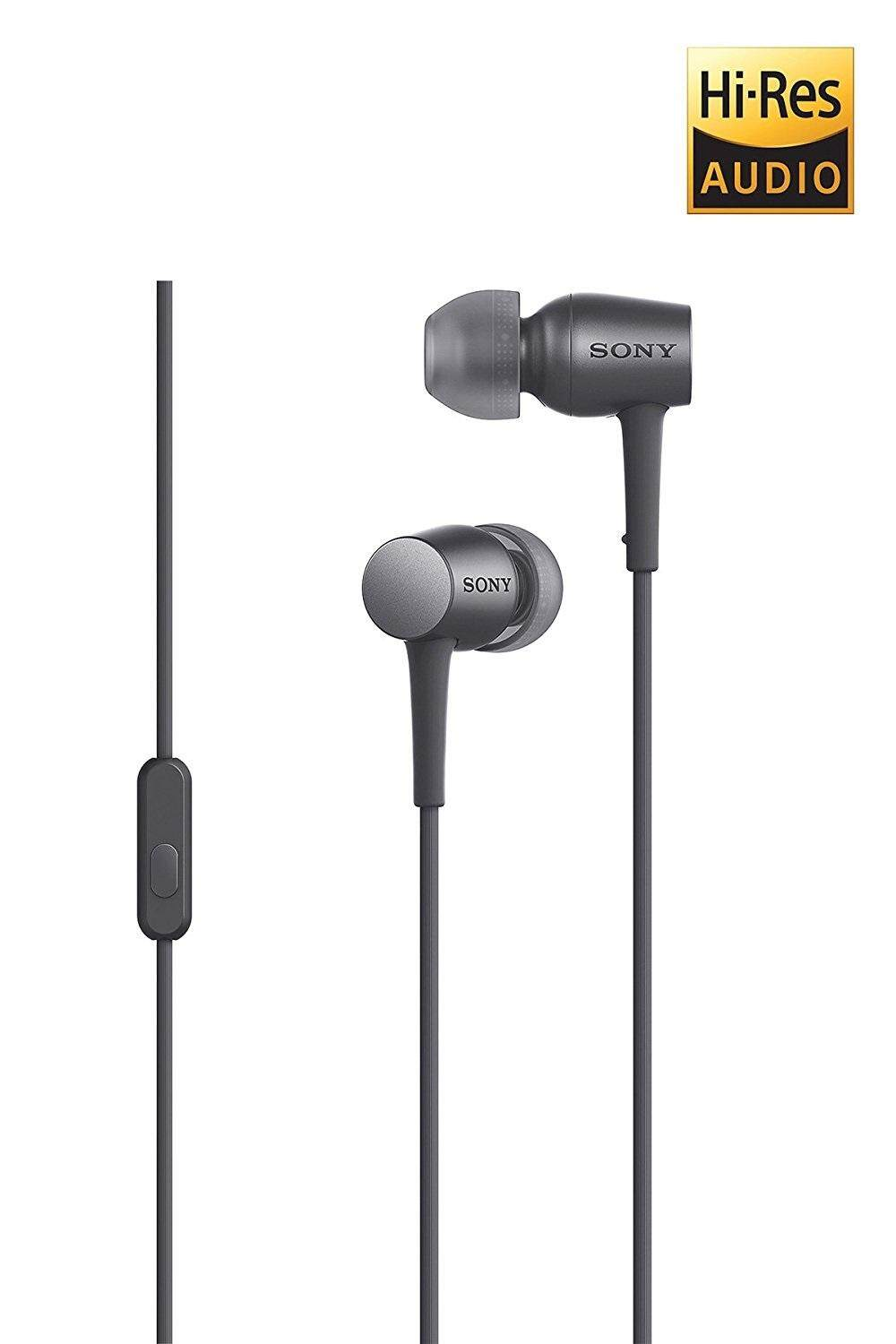 Sony Headphones Headsets In Ear Price Malaysia Headset Mh750 Mdr Ex750ap Hi Res Audio With Mic