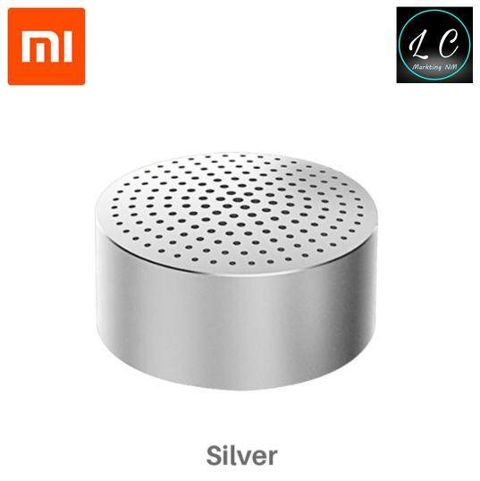 Xiaomi Original Mi Portable Bluetooth 4.0 Mini Subwoofer Speaker (Silver)
