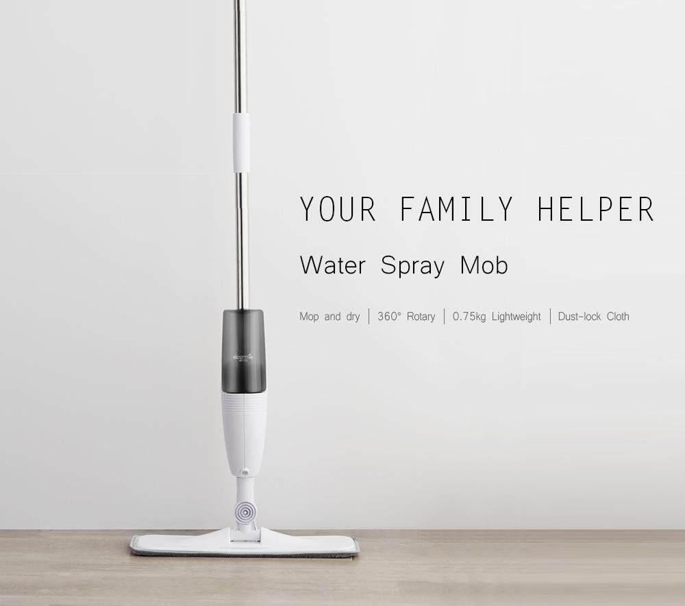 deerma Labor Saving Lightweight Water Spray Mop