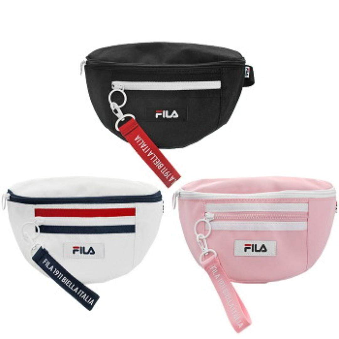 FILA Bag Chest Bag Waist Pouch Mini Bag FILA Unisex 1911 Biella Italia  Running f1d21651f9