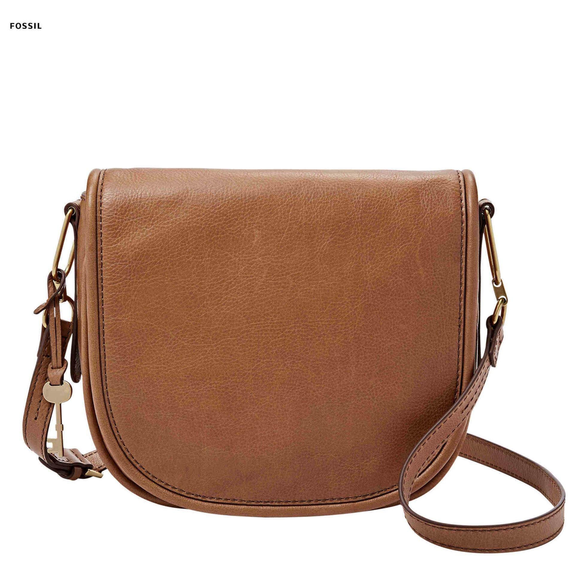 Fossil Women Bags Price In Malaysia Best Lazada Emma Tote Blue Print Rumi Brown Sling Bag Zb7275216