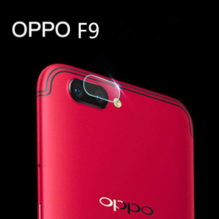 High quality camera Lens tempered glass for OPPO F9