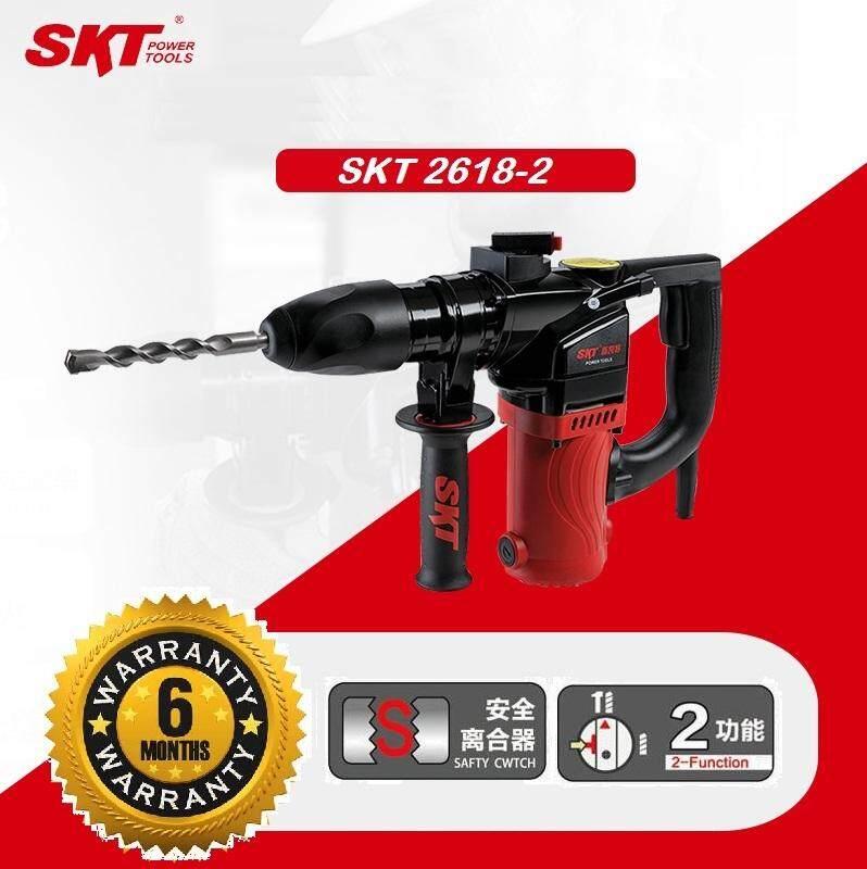 SKT 1100W 26mm 2-Mode Demolition Rotary Hammer, Demolition Rotary Hammer