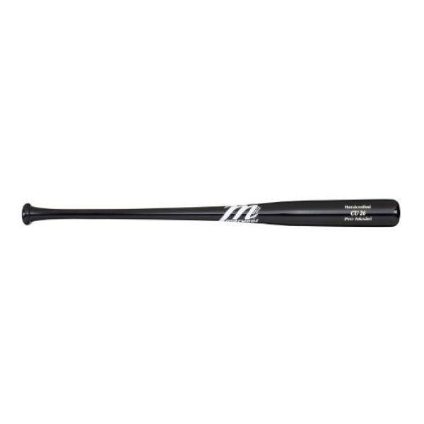Marucci Cu26 Chase Utley Youth 29-Inch Wood Base Bat, Black, 25-Ounce By Buyhole.