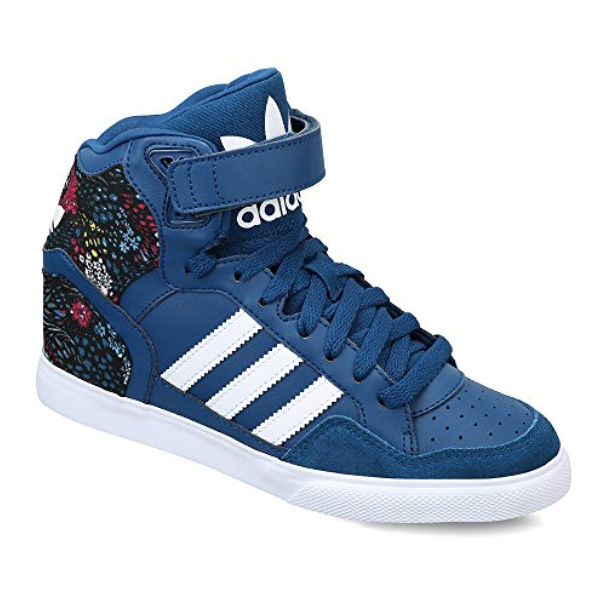 adidas Originals Women s Extaball Up W Tecste and Ftwwht Leather Sneakers -  6 UK India 05d74d7f1