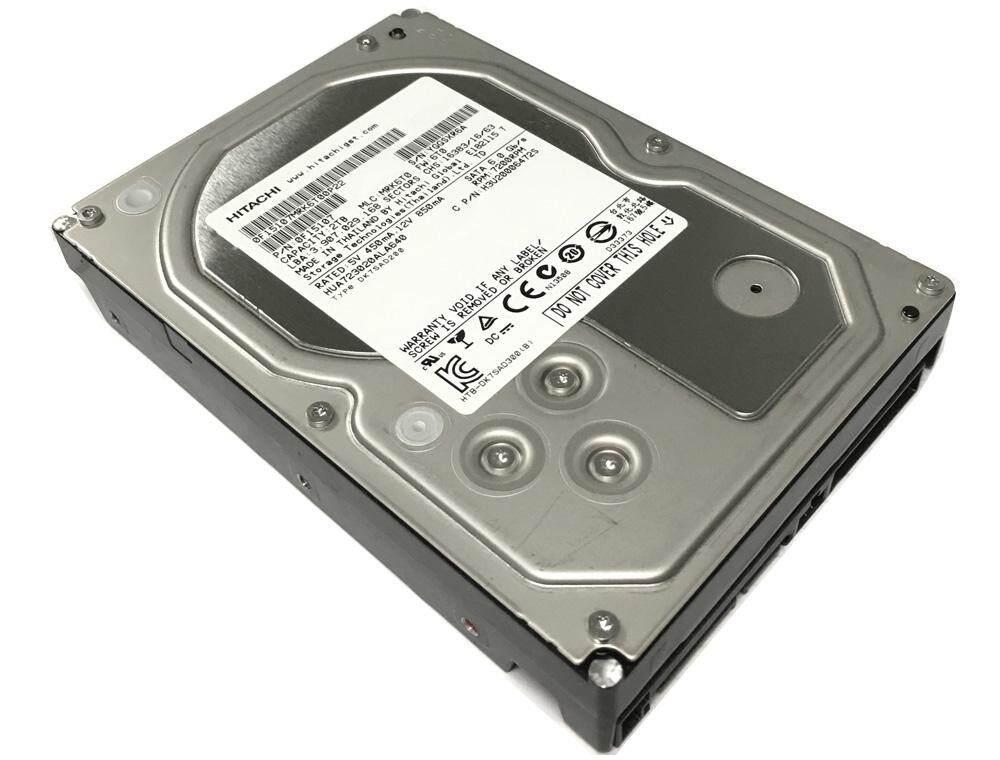 Hitachi Ultrastar 7K3000 HUA723020ALA640 0F12455 2TB 7200RPM 64MB Cache SATA 60Gb S