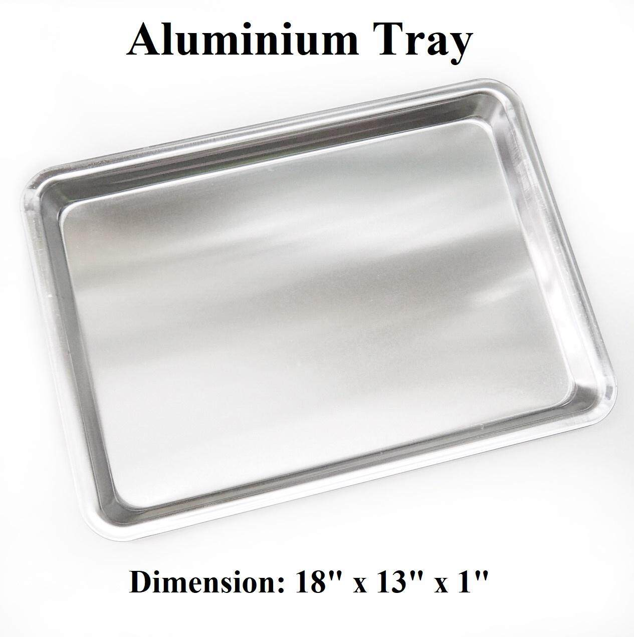 Home Baking Trays Pans Buy At Best Deep Fryer Aluminium Maspion 18 Cm Tray Bakeware Oven Sheet Nonstick Pan For Cookies Pizza And