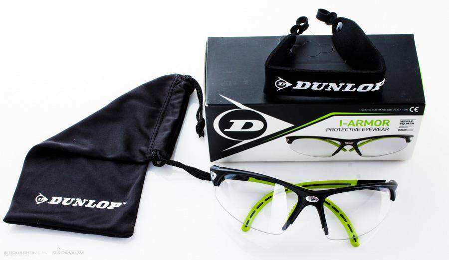 Dunlop Senior Squash Eyewear By Olympic Sports.