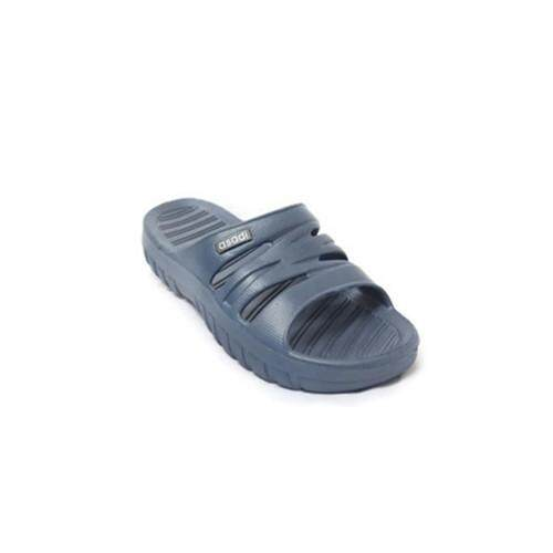 e3b7ba904 NON-SLIP Asadi Sandals 1266  Black Navy