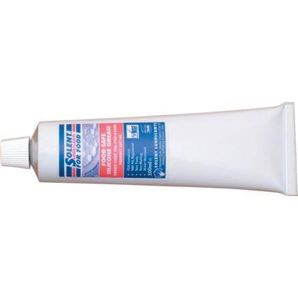 SGT100 FOOD SAFE SILICONE GREASE 100gm SOL7406250D