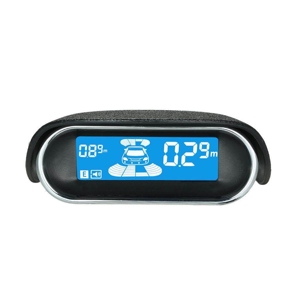 Parking Sensors 8/sensors Electronics Cars Parking Assistance Reversing Radar Car Detector Parking Assistance Parking By Tomnet.