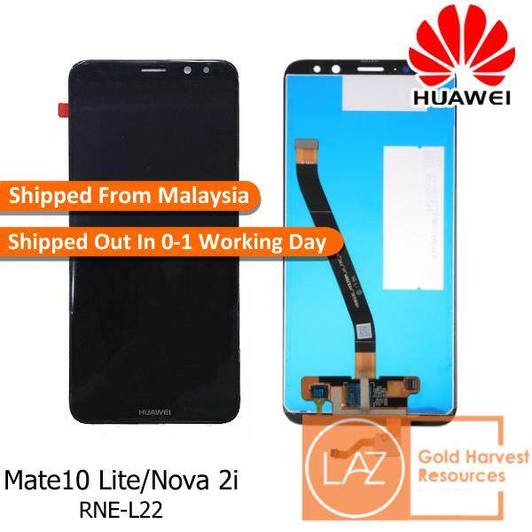 Huawei Mate 10 Lite/Nova 2i RNE-L22 Lcd Display Touch Screen Digitizer