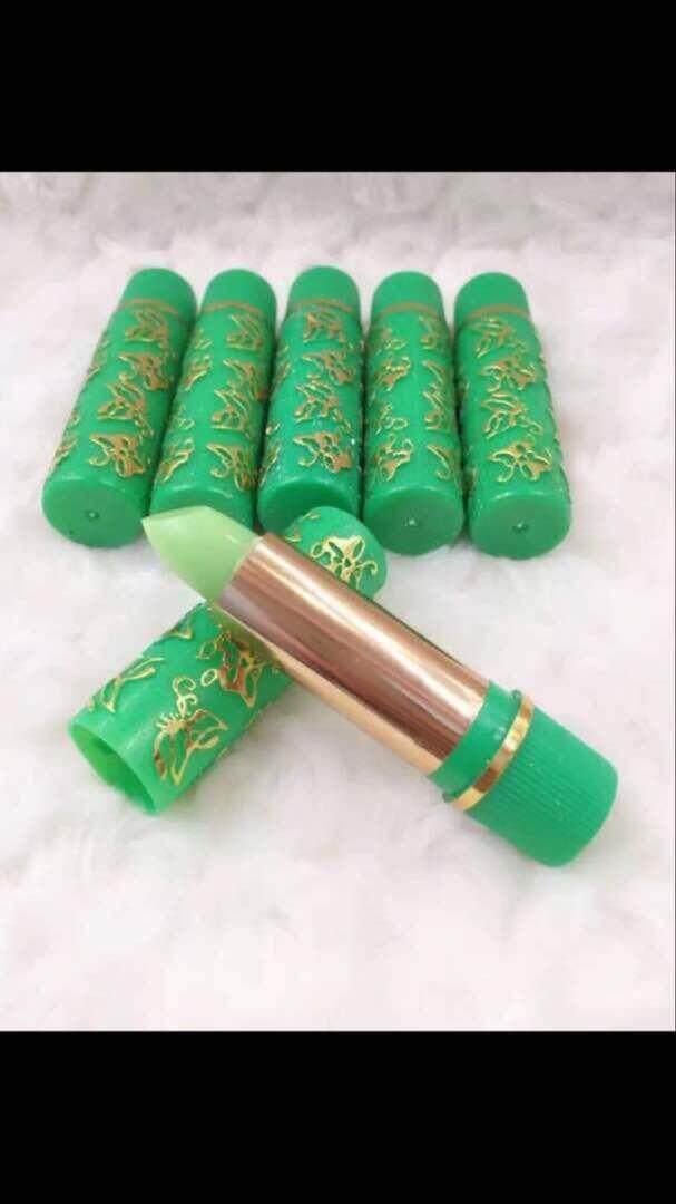 [ready Stok Malaysia] Lipstick Lip Balm Mekah Lip Ikut Warna Darah By Maksu Beauty.