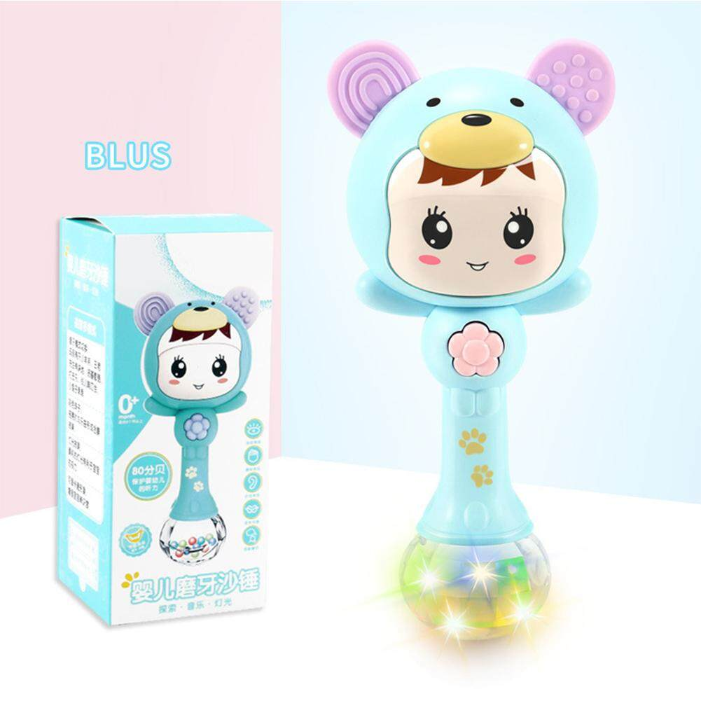 Crib Toys Attachments Buy At Best Price Chicco Musical Box Rabbit Blue With Gift Qimiao Baby Shaker Sand Hammer Toy Dynamic Rhythm Stick Rattles Kids Party Instrument