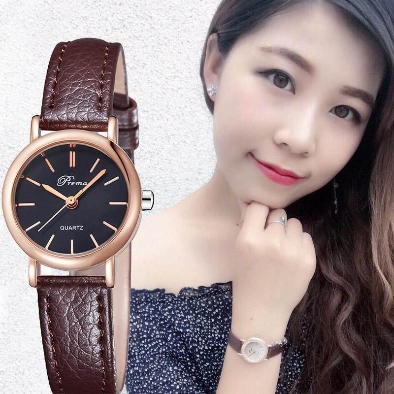 Fashion Women Watches For Top Luxury Brand Leather Strap Watch Ladies Quartz Clock Dress Wristwatches Hot Bracelet Gift Malaysia