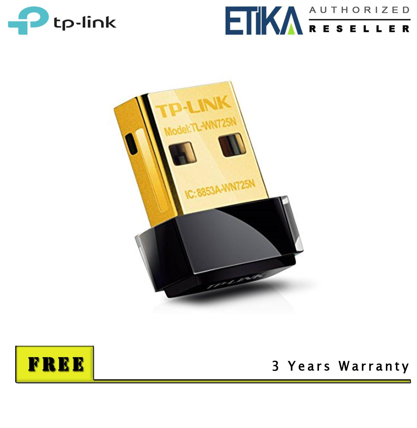 Tp Link Wireless Usb Adapters Price In Malaysia Best Tl Wn727 Wn725n 150mbps N Nano Adapter