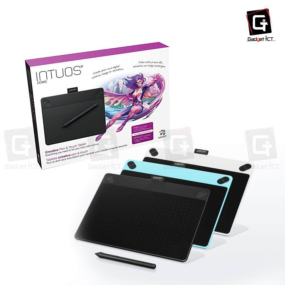 Sell Wacom Intuos Small Cheapest Best Quality My Store Ctl 4100 K0 Cx Myr 469