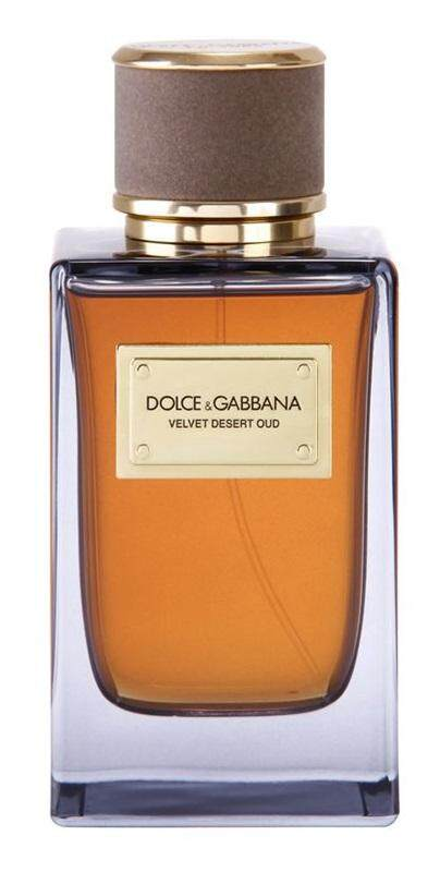 Dolce & Gabbana Velvet Desert Oud For Men Eau De Toilette 100ml