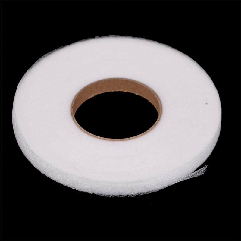 70 Yards White Double Sided Fusible Sewing Fabric Buckram Glue Tape Diy Cloth By Mimar Upup.