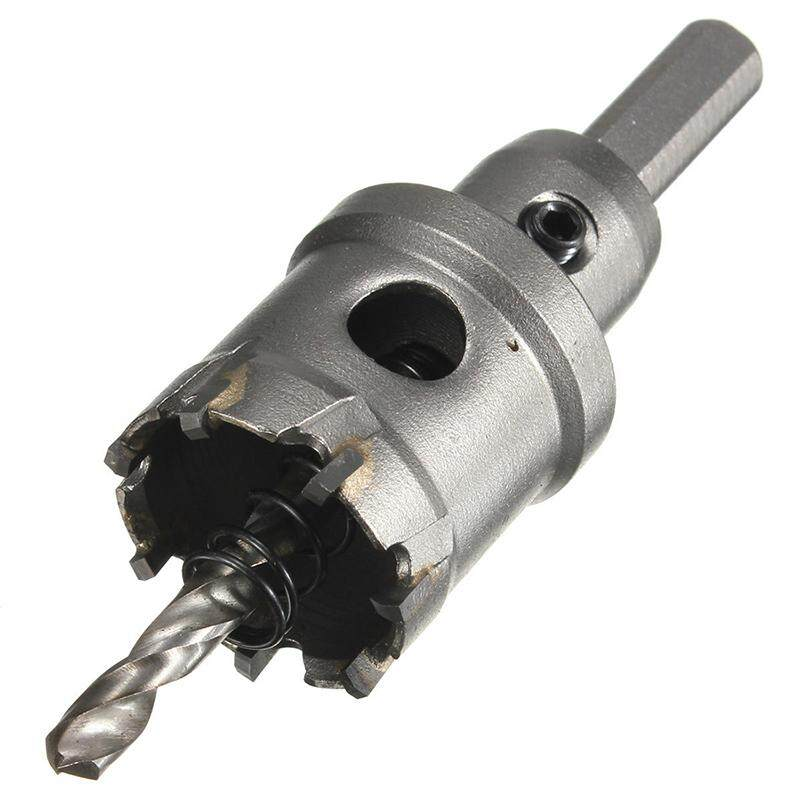 Carbide Tip Metal Cutter Stainless Steel HSS Drill Bit Hole Saw Holesaw Size:45mm