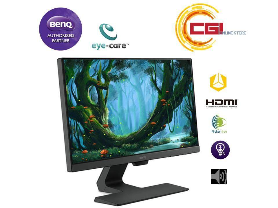 BenQ 23.8 GW2480 Eye-care Stylish IPS LED Monitor Malaysia