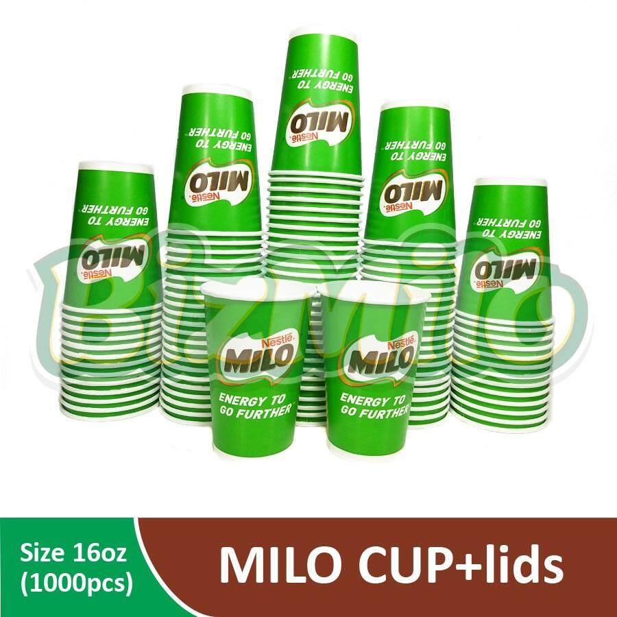 Milo Products For The Best Price In Malaysia Energy Cube 2 Pack Cup 16oz Lids 1000pcs