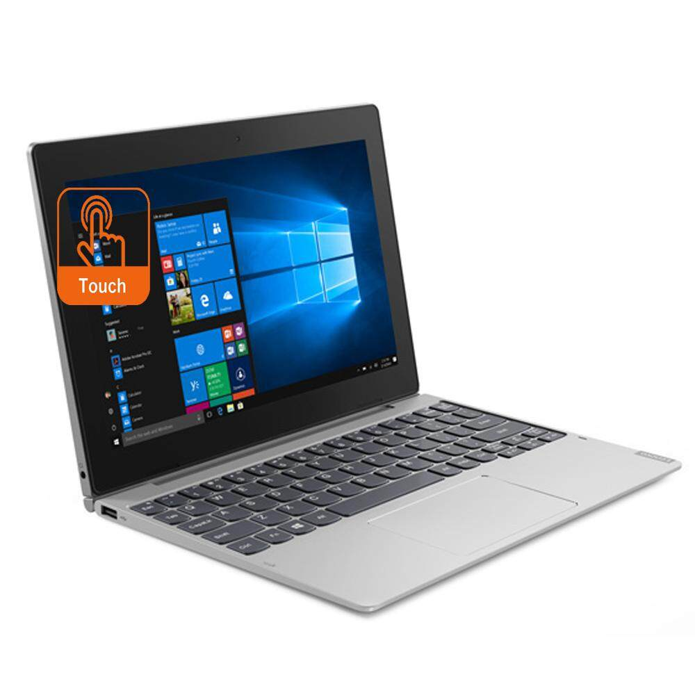 Lenovo MIIX D330-10IGM 81H3003WMJ 10.1 Touch 2-in-1 Laptop Grey (Celeron N4000, 4GB, 64GB, Intel, W10) Malaysia