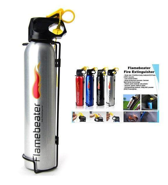 Emergency Need! Firebeater 0.5kg Auto Fire Extinguisher Portable Car Home (original) [florasun] By Florasun.