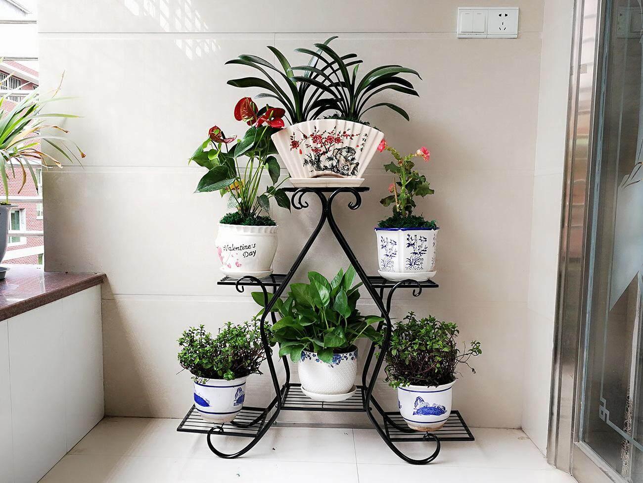 98 Contoh Desain Tempat Pot Bunga Dari Besi Yang Bisa Anda Tiru
