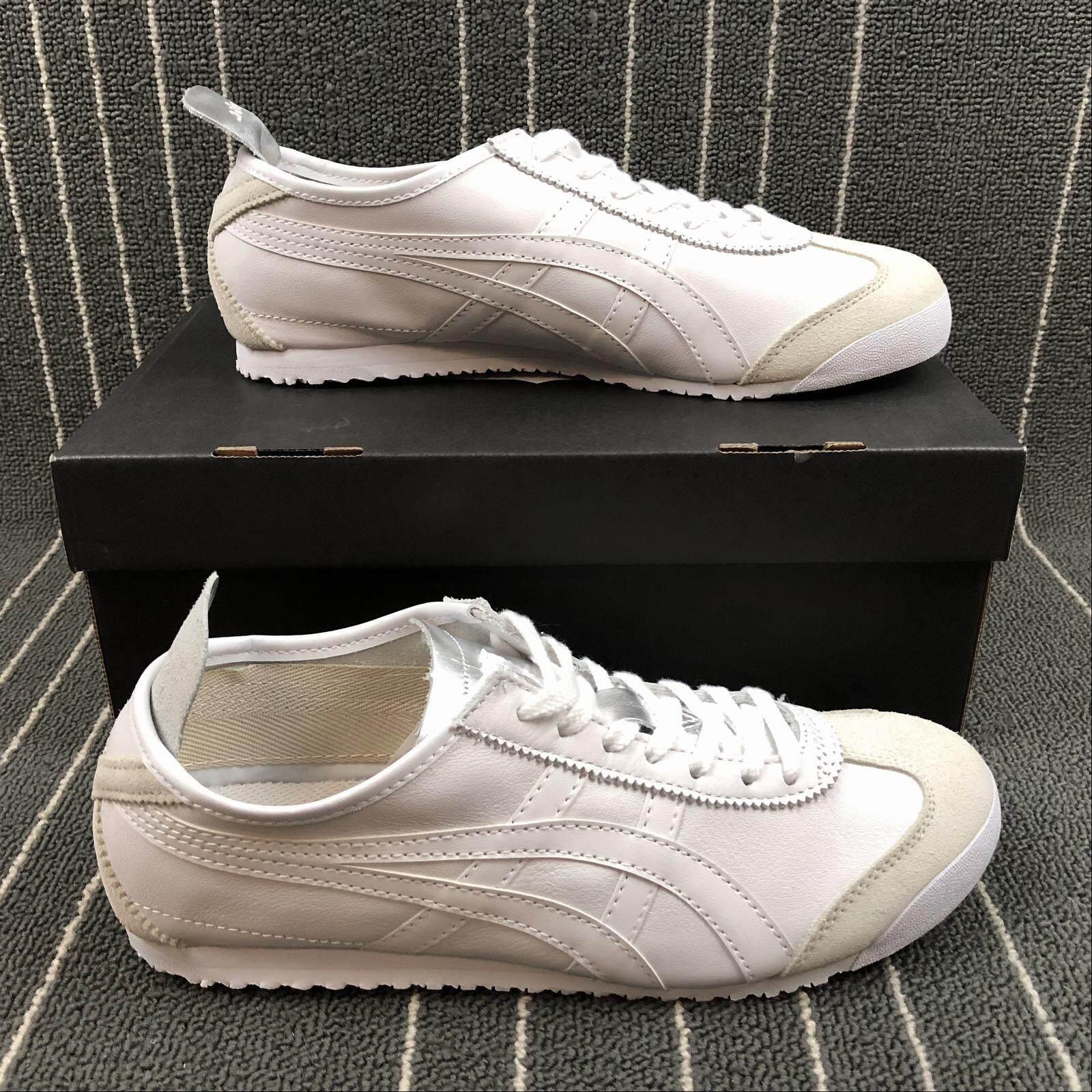 d0bafde5b64d8 Asics Onitsuka tiger MEXICO 66 D7C3L-0101 Men s Women s Sport Fashion  Running Shoes Sneakers