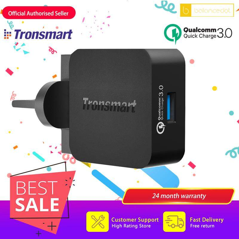[Qualcomm Certifed] Tronsmart WC1T Compatible Quick Charge 3.0 & Huawei FCP Fast Charging 1