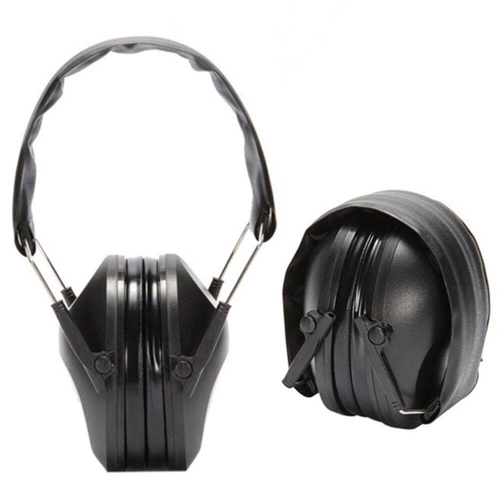 Qearl Shop Store 2018 Fashion Hot Sale!!!Anti Noise Earmuffs Soundproof Earmuffs Professinal 2 Color ABS Training Tactics