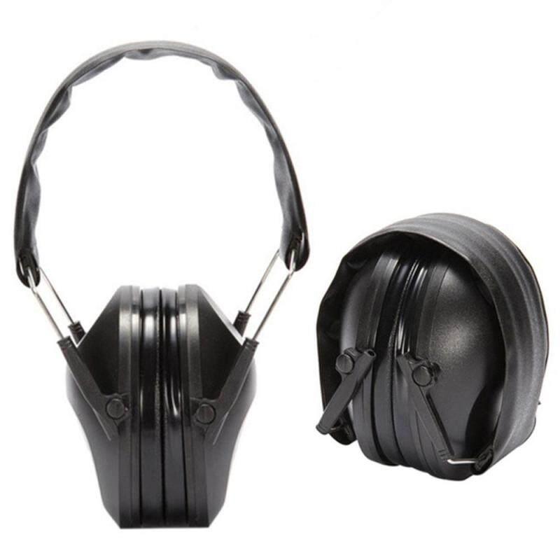 Qearl Shop Store 2018 Fashion Hot Sale!!!Anti Noise Earmuffs Soundproof Earmuffs Professinal 2 Color ABS Training Tactics
