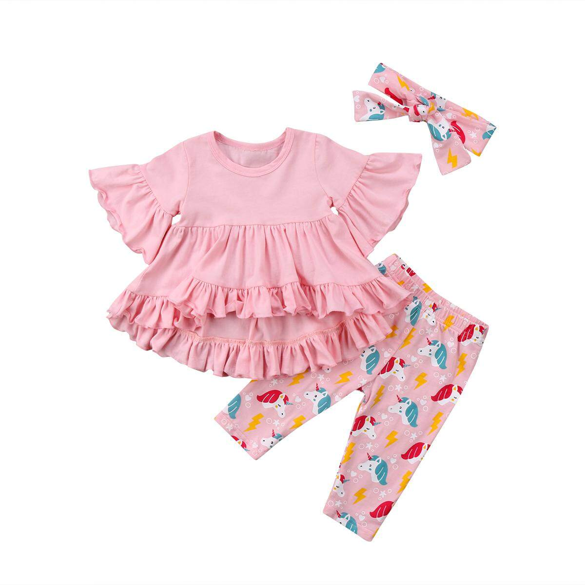 612e94c73ae72 China OEM,Dometopia Baby Girls' Clothing Sets price in Malaysia ...