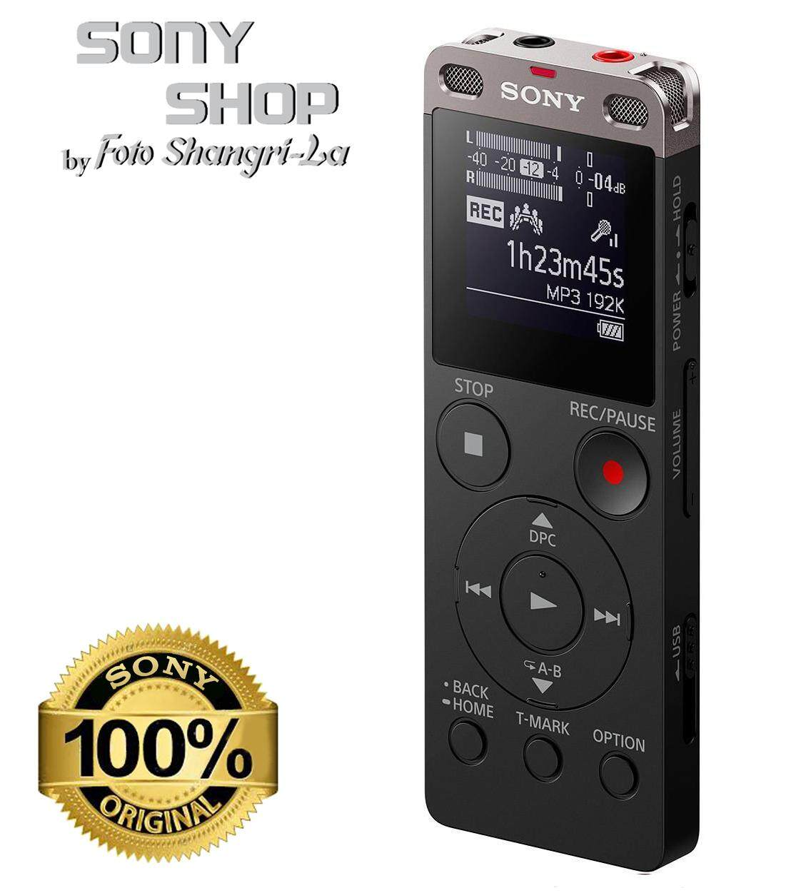 Sell Sony Digital Voice Cheapest Best Quality My Store Icd Tx800 Ultra Compact Recorder Myr 349